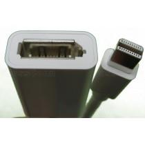 Mini DisplayPort Male to DisplayPort Female Adapter