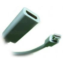 Mini DisplayPort to HDMI Female Adapter