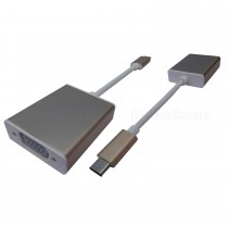 USB Type C to VGA Adapter
