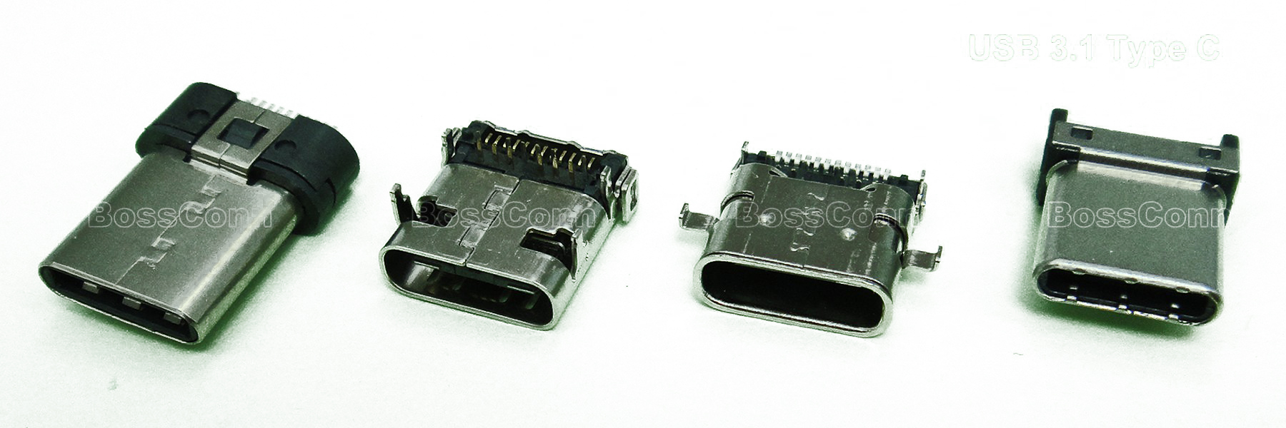 usb 3.1 type c connector